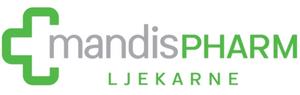 Mandis Pharm logo | Colosseum | Supernova